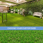 Artificial Grass  - Choose your Custom Size!