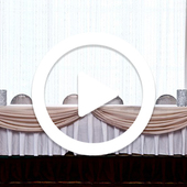 Traditional Banquet with Satin Valance	 - Instructional Video