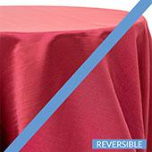Brick - Royal Slub Designer Tablecloth - Many Size Options