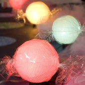 Candy Lanterns Kit (set of 8)
