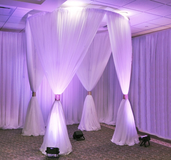 Wedding mandap canopy for wedding event d cor direct for Decor direct