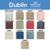 "Dublin - 100% Polyester - By The Yard -59"" Width"