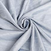 "Accordion Crushed Taffeta - 10 Yard Bolt x 54"" Wide - Dusty Blue"