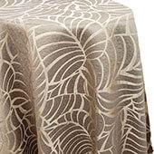 Amazonia Reversible Tablecloth by Eastern Mills - Gold - Many Size Options