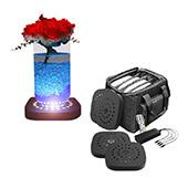Chauvet Freedom Centerpiece - The Ultimate Puck Light - 4 Pack