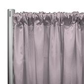 "*IFR* 60"" Wide Elite Taffeta Drape Panel by Eastern Mills w/ 4""  Sewn Rod Pocket - Romantic Pink"