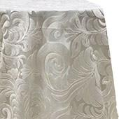 Juliette Lace Overlay by Eastern Mills - White - Many Size Options