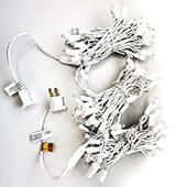 LED Starlight Lighting Strand Kit for Ceiling Kits and More - 50ft Strand