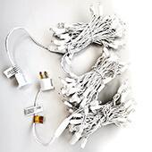 LED Starlight Lighting Strand Kit for Ceiling Kits and More - 24ft Strand