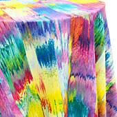 Bright Prism Tablecloth by Eastern Mills - Multi-Color - Many Size Options