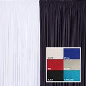 21ft Spandex Party Drape by Eastern Mills - 200GSM - 10ft Extra Wide!