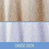 """Diamante - 100% Polyester - By The Yard - 114"""" Width"""