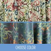 """Perennial - 100% Polyester - By The Yard - 120"""" Width"""