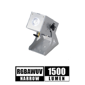 Wireless Spot Par RGBAW w/ UV & Remote!