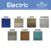 "Electric - 100% Polyester - By The Yard -116"" Width"