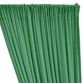 ITY Stretch Drape w/ Sewn Rod Pocket - Green
