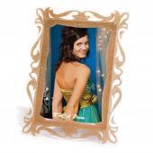 Elegant Gold Baroque Frame - 4