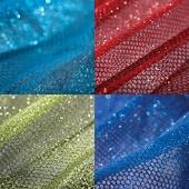 Glitter Mesh Fabric