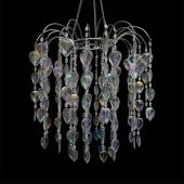 DecoStar™ Crystal Teardrop Chandelier