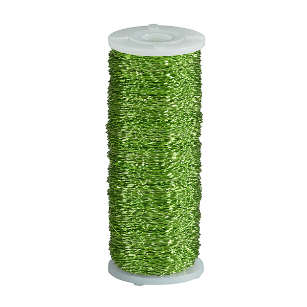 Img OASIS Bullion Wire Apple Green 1 Pack
