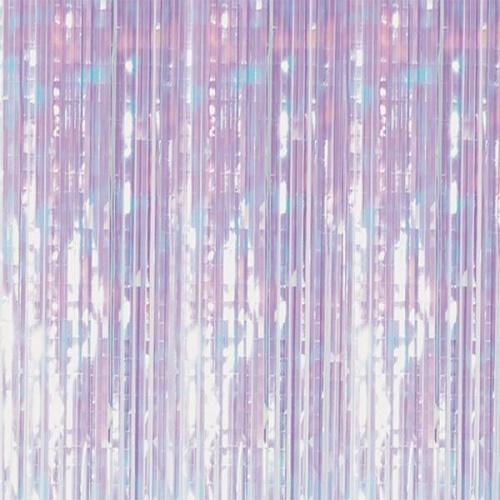 Iridescent Curtain 8ft