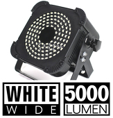 ULTRA BRIGHT LED - DMX - Light Cannon - 5000 Lumen!