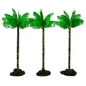 Desert Palm Trees Kit (set of 3)