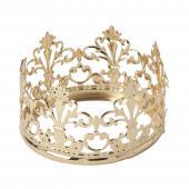 Metal Royal Crown - Gold