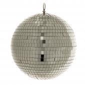 """Mirror Disco Balls 24"""" - Silver"""