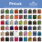 "Pintuck 2x2- 100% Polyester - By The Yard - 53-54"" Width"