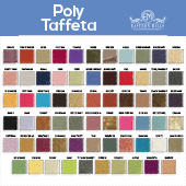 Poly Taffeta- 100% Polyester - By The Yard - 59-60