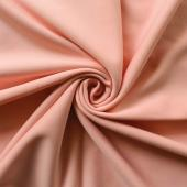 *IFR* Poly Stretch Cloth Drape Panel w/ Sewn Rod Pocket (IFR) - Blush
