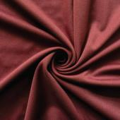 *IFR* Poly Stretch Cloth Drape Panel w/ Sewn Rod Pocket (IFR) - Burgundy