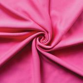 *IFR* Poly Stretch Cloth Drape Panel w/ Sewn Rod Pocket (IFR) - Hot Pink