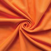 *IFR* Poly Stretch Cloth Drape Panel w/ Sewn Rod Pocket (IFR) - Orange