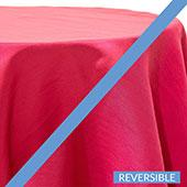 Rouge - Royal Slub Designer Tablecloth - Many Size Options
