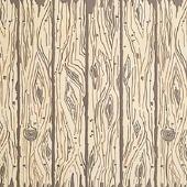 Rustic Woodgrain Flat Paper