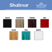 "Shalimar- 100% Polyester - By The Yard - 110"" Width"