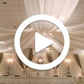 Starburst Ceiling Draping - Instructional Video