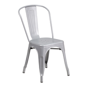 Indoor / Outdoor Stacking Chair - Sterling