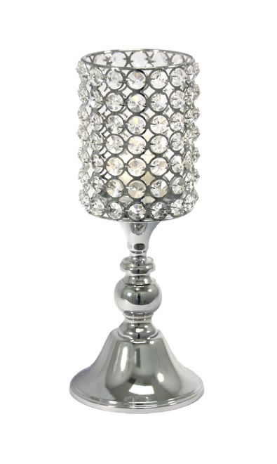 Pin tall votive candle holders wholesale cake on pinterest for Cheap tall candlestick holders