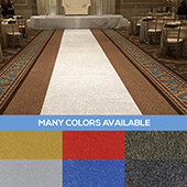 Sparkle Flooring by the Roll - 6ft wide x 100ft long - Choose your Color