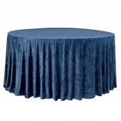 Premade Velvet Tablecloth - 132