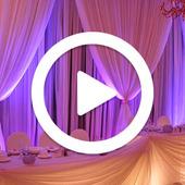 Tone-on-Tone Curtain Backdrop - Instructional Video