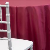 FUCHSIA - *FR* Taffeta Tablecloth by Eastern Mills - Many Size Options
