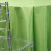 LIME - *FR* Taffeta Tablecloth by Eastern Mills - Many Size Options