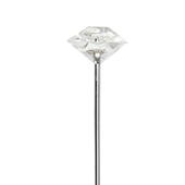 "OASIS Atlantic® Diamond Pixie Pin - 2"" - Clear"