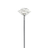 "OASIS Atlantic® Diamond Pixie Pin - 3/4"" - Clear"
