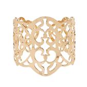 OASIS Atlantic Filigree Cuff Wristlets - GOLD - 1/Pack