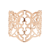 OASIS Atlantic Filigree Cuff Wristlets - ROSE GOLD - 1/Pack